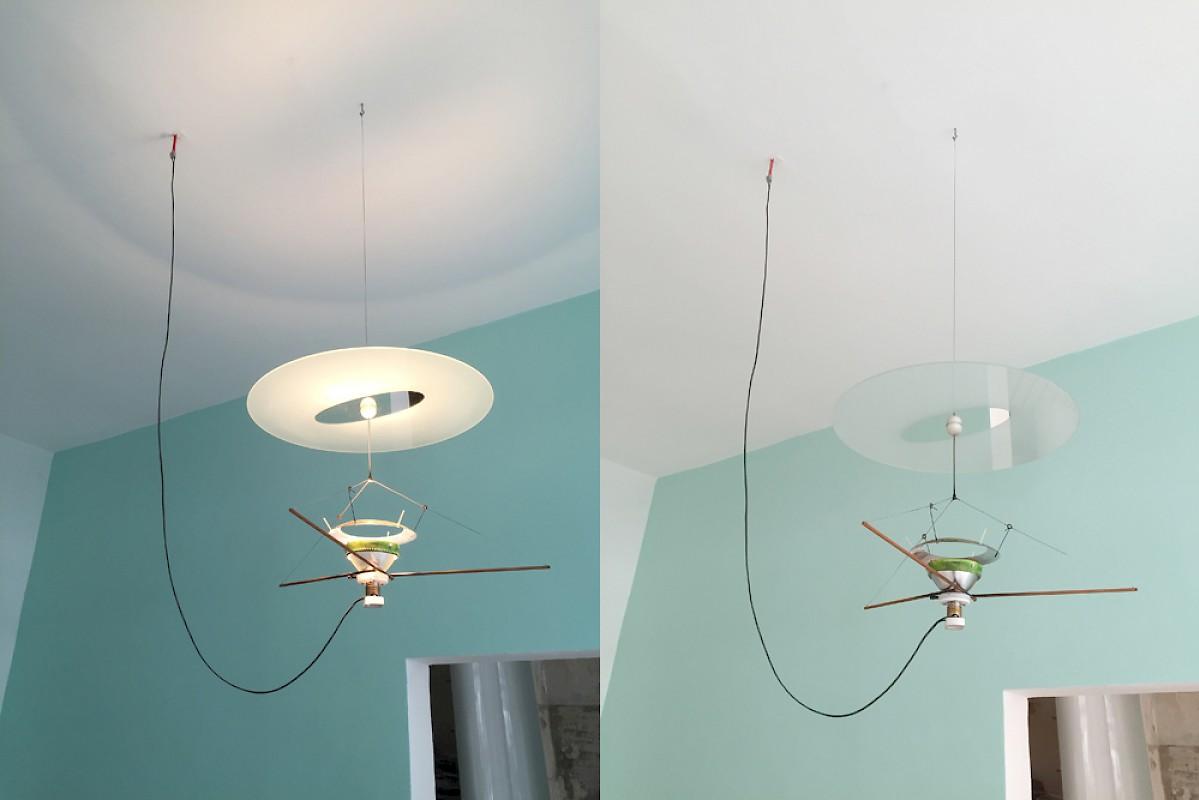 vonform wir jan roth licht ovalreflex. Black Bedroom Furniture Sets. Home Design Ideas